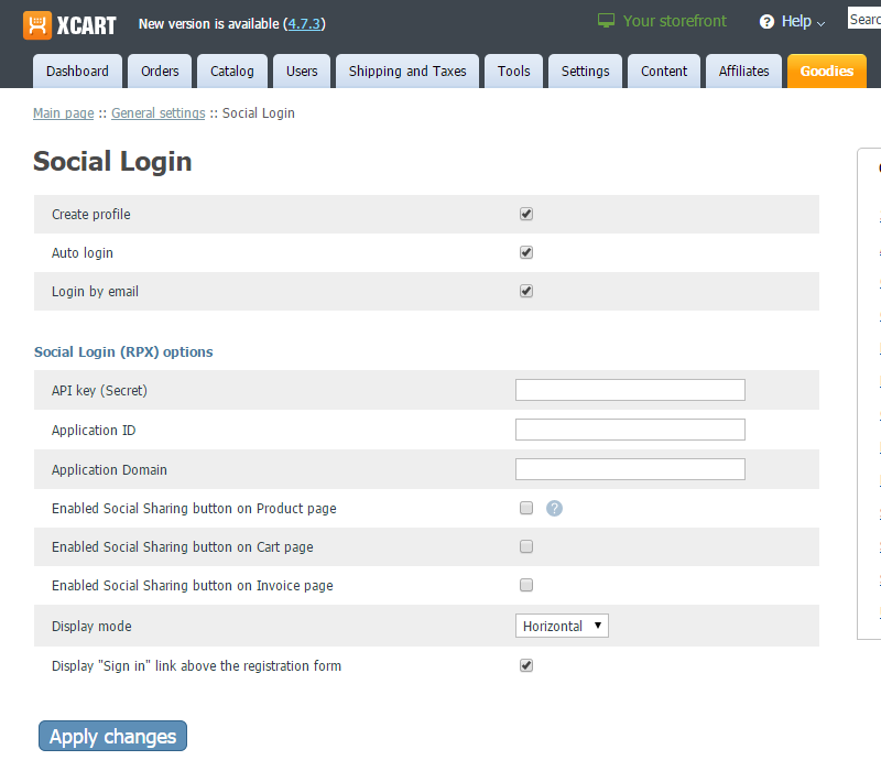 Xc4 sl social login settings.png